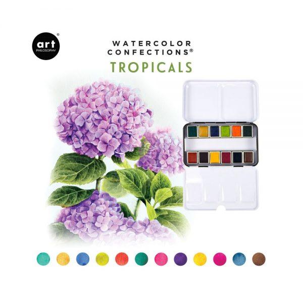 Watercolor Confections®- Tropicals