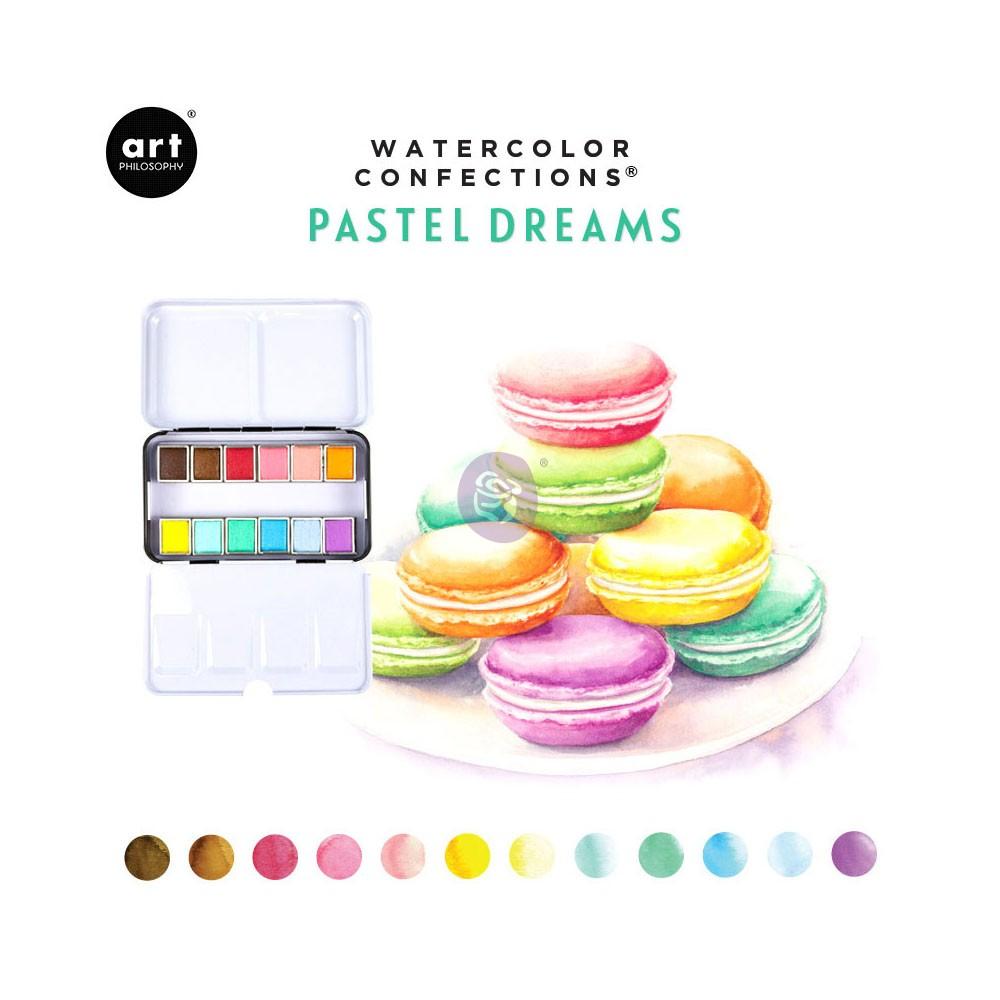 Watercolor Confections®- Pastel Dreams