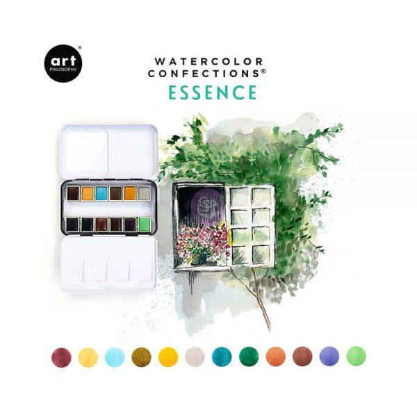 Watercolor Confections® Essence