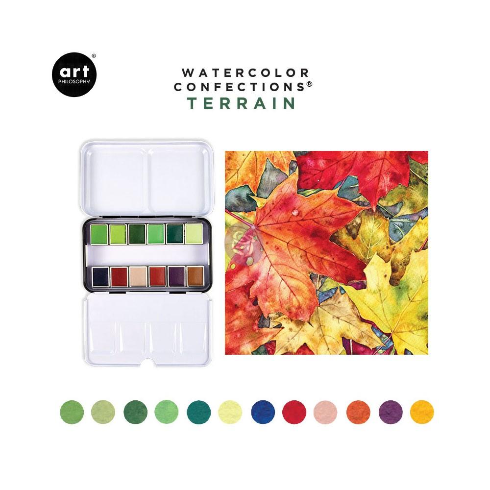 Watercolor Confections® - Terrain