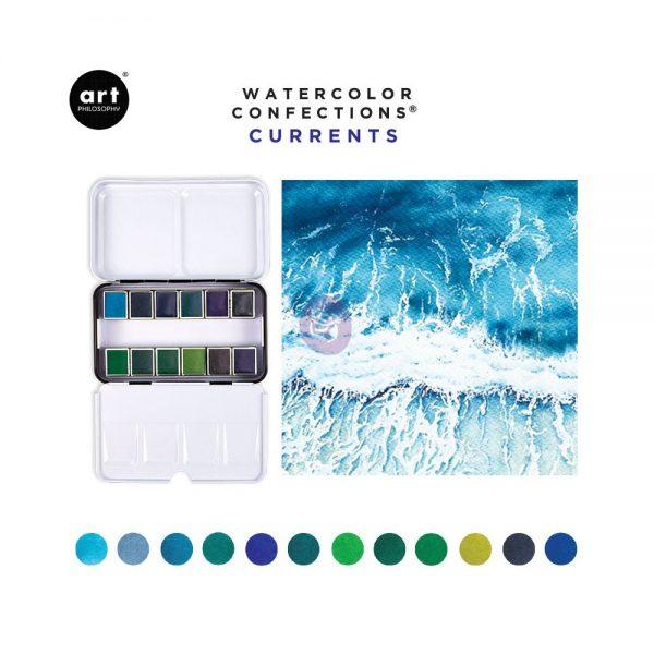 Watercolor Confections®- Currents